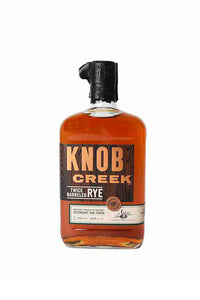 Knob Creek Twice Barreled Rye Kentucky 100 Proof 750mL