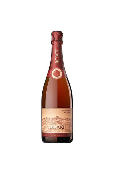 Llopart Cava Brut Rose Reserva, Catalonia, Spain 2014