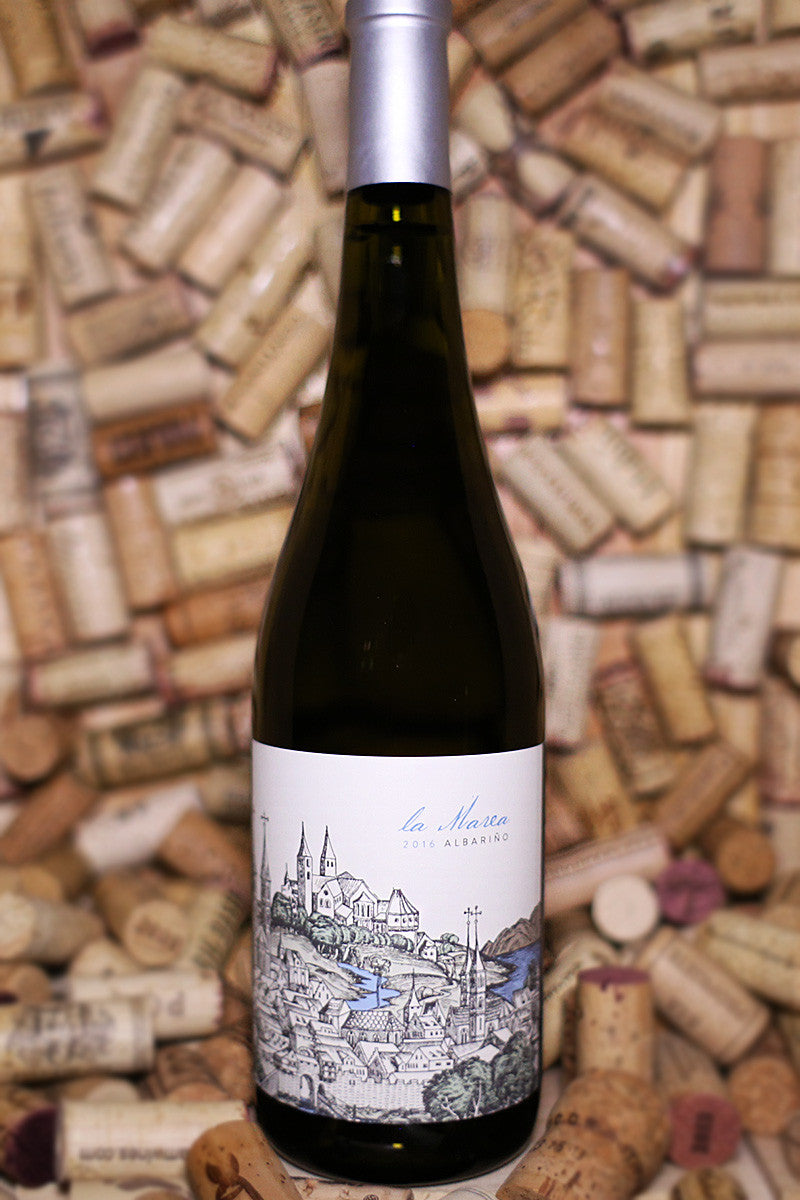La Marea Albarino Kristy Vineyard Monterey County, CA 2016 - The Corkery Wine & Spirits