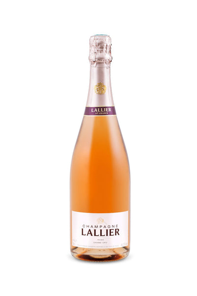 Lallier Grand Cru Brut Rose Champagne, France - The Corkery Wine & Spirits
