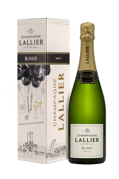 Lallier Grand R.012 Brut Champagne, France - The Corkery Wine & Spirits