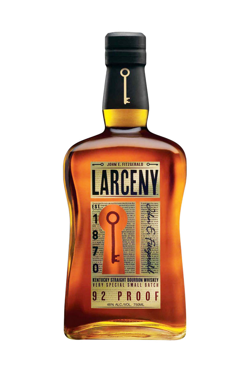 Larceny, Small Batch Bourbon, Kentucky 1.75L - The Corkery Wine & Spirits