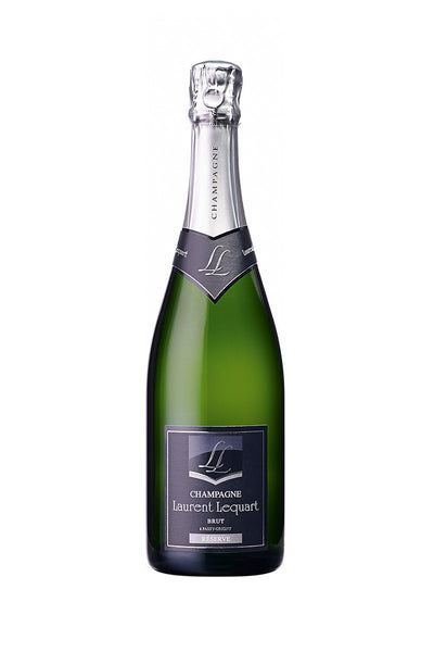 Laurent Lequart Reserve Brut Champagne, France NV