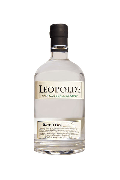 Leopold Bros. American Small Batch Gin, Denver, CO