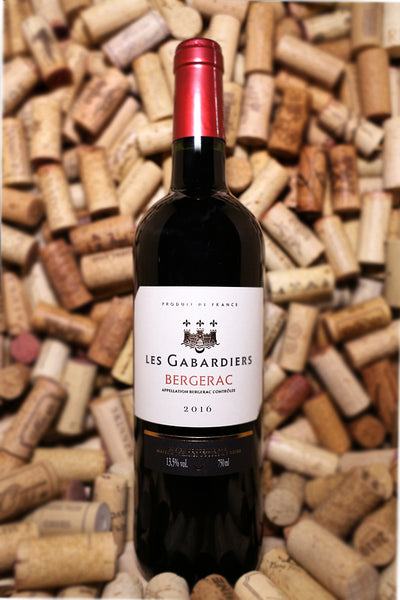 Les Gabardiers Bergerac, Southwest France 2016 - The Corkery Wine & Spirits