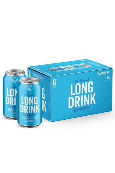 The Long Drink Company, 12oz can, Utica, NY