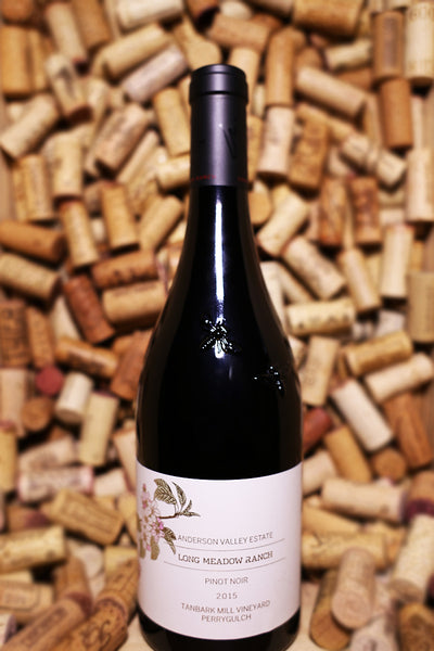 Long Meadow Ranch Pinot Noir Tanbark Mill Vineyard Perrygulch, Anderson Valley, CA 2015 - The Corkery Wine & Spirits