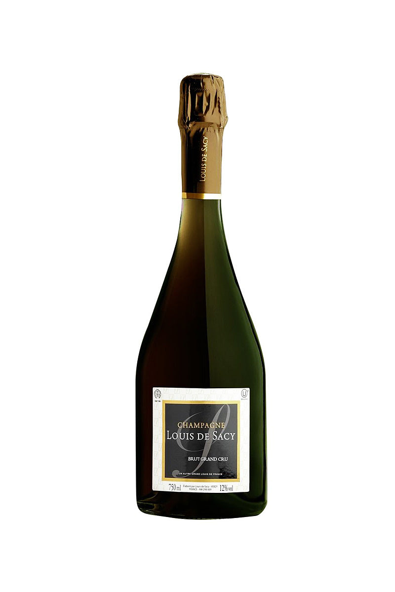 Louis de Sacy Grand Cru Brut Champagne, France NV - Kosher