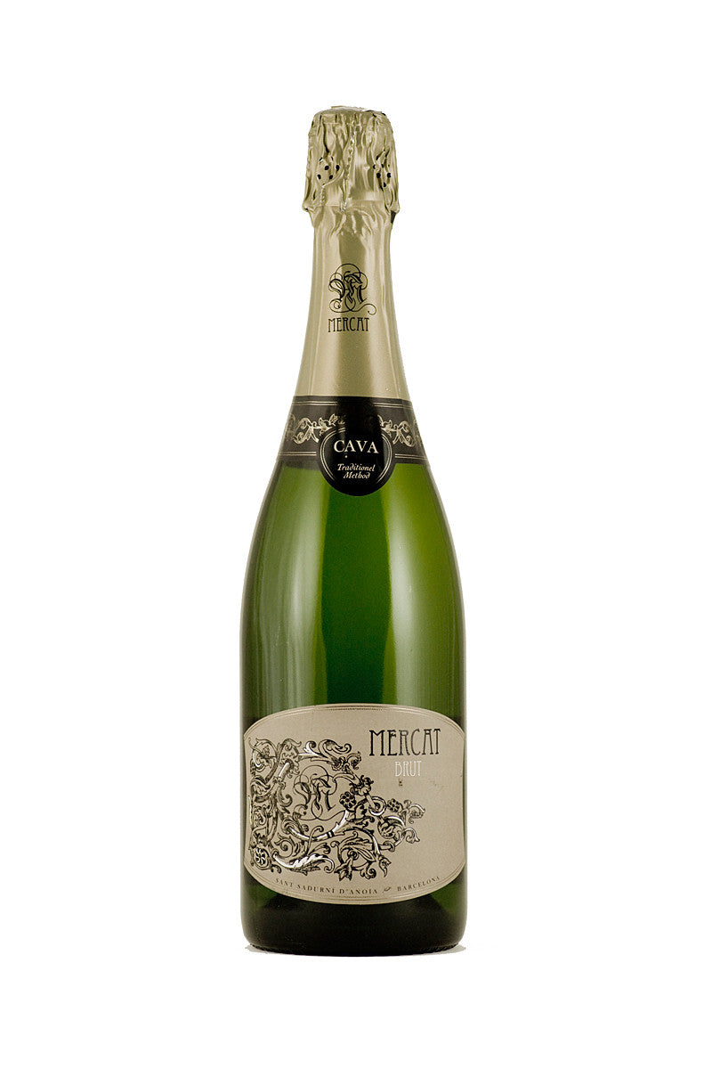 Mercat Cava Brut NV, Catalonia, Spain - The Corkery Wine & Spirits