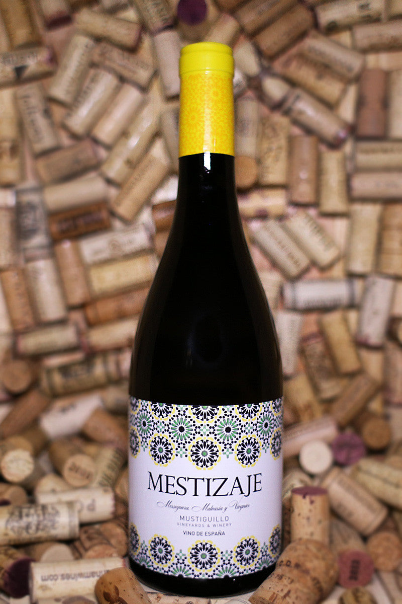 Bodegas Mustiguillo Mestizaje Blanc Spain 2015 - The Corkery Wine & Spirits
