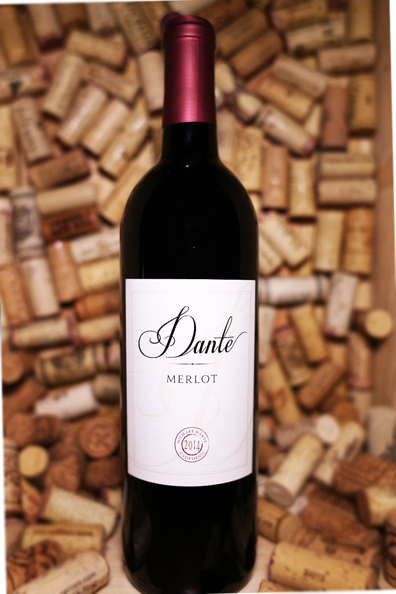 Michael Pozzan Winery, Dante Merlot, California 2014 - The Corkery Wine & Spirits
