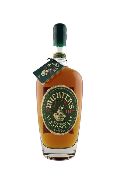Michter's 10Yr Single Barrel Straight Rye Whiskey, Kentucky