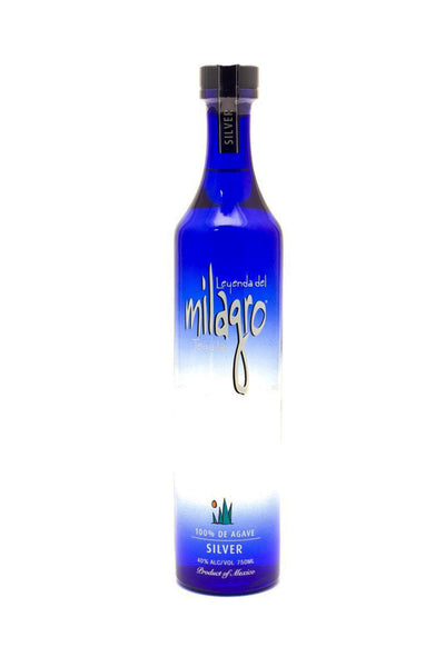 Milagro Tequila Silver, Jalisco, Mexico 1 Liter