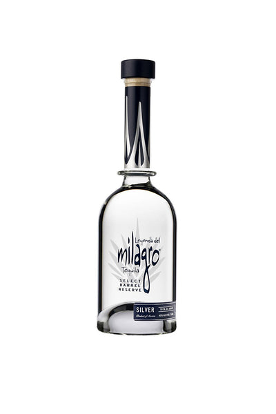 Milagro Tequila Select Barrel Reserve Silver, Jalisco, Mexico 750mL