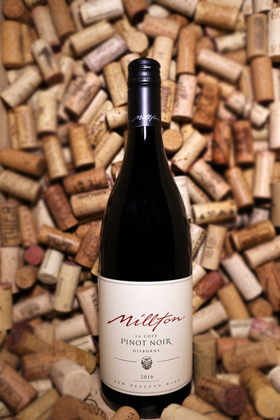 Millton Vineyards, La Cote Pinot Noir Gisborne, NZ 2016