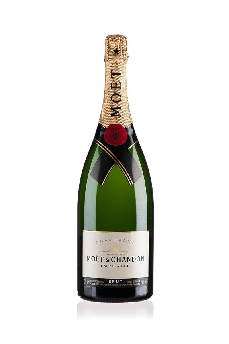 Moet & Chandon Imperial Brut Champagne, France NV Magnum 1.5L - The Corkery Wine & Spirits