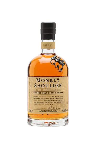 Monkey Shoulder, Blended Malt Scotch Whisky, 750mL