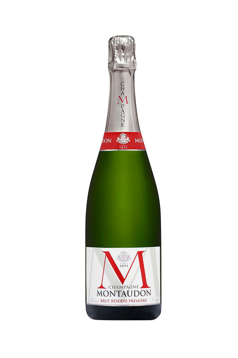 Montaudon Brut Champagne France NV 750mL - The Corkery Wine & Spirits