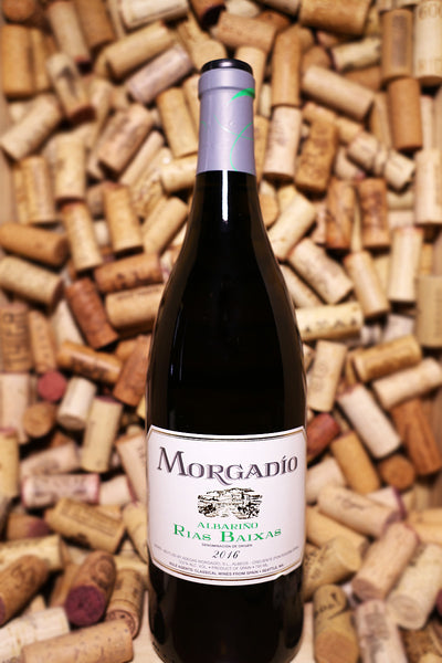 Morgadio Albarino, Rías Baixas, Spain 2016 - The Corkery Wine & Spirits