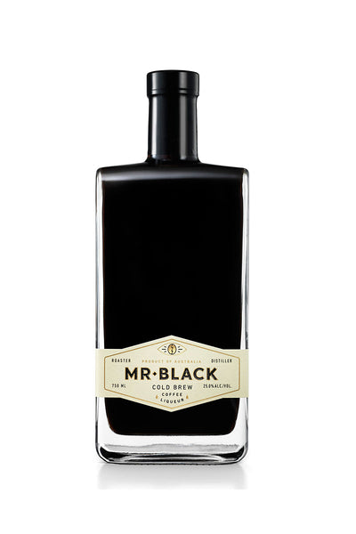 Mr. Black Cold Brew Coffee Liqueur, Australia 750mL