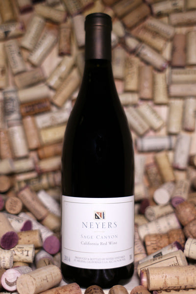 Neyers Vineyards Sage Canyon Red California 2015 - The Corkery Wine & Spirits