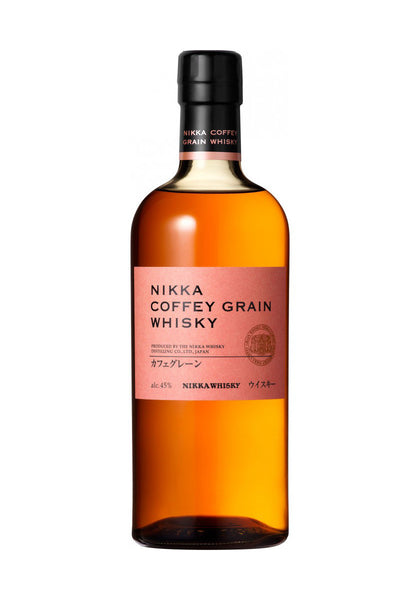 Nikka Coffey Grain Japanese Whisky, 750mL - The Corkery Wine & Spirits