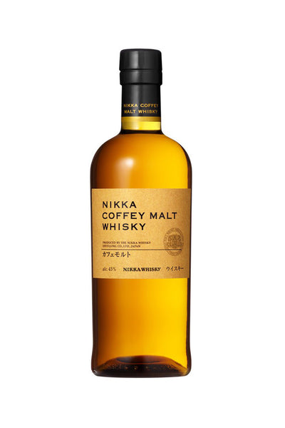 Nikka Coffey Malt Whisky Japan 750 mL - The Corkery Wine & Spirits