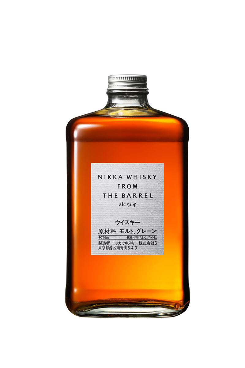 Nikka From The Barrel Japanese Whisky 51.4% Alc/Vol 750mL