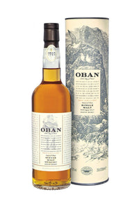 Oban 14 Year Old West Highland Single Malt Scotch Whisky 750mL - The Corkery Wine & Spirits