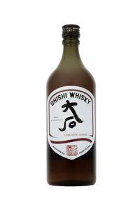 Ohishi Distillery, Sherry Cask Whisky, Japan 750mL - The Corkery Wine & Spirits