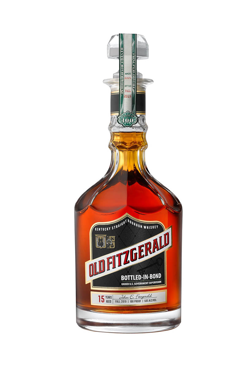 Old Fitzgerald 15 Year Old Bottled in Bond Bourbon, Kentucky