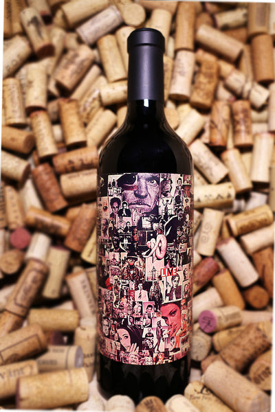 Orin Swift Abstract Red Blend California 2016 - The Corkery Wine & Spirits
