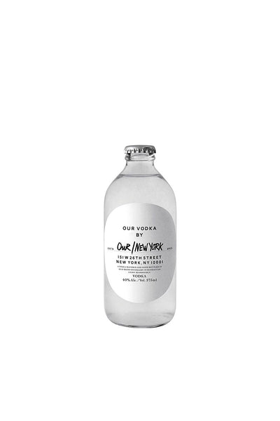 Our/New York Vodka, NYC 375mL