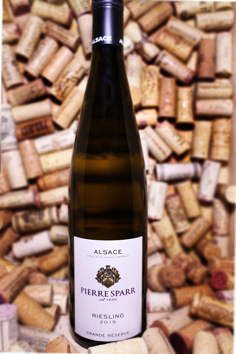 Pierre Sparr Riesling Grande Reserve Alsace, France 2016 - The Corkery Wine & Spirits