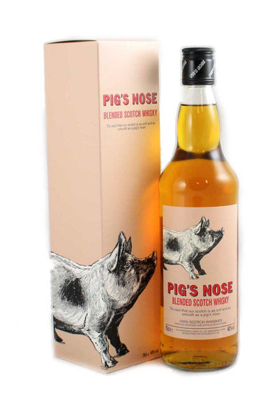 Pig's Nose Blended Scotch Whisky, Scotland 750mL