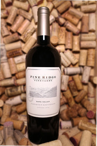 Pine Ridge Cabernet Sauvignon Napa Valley, CA 2014 - The Corkery Wine & Spirits