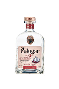 Polugar No2. Garlic & Pepper, Poland 750mL - The Corkery Wine & Spirits