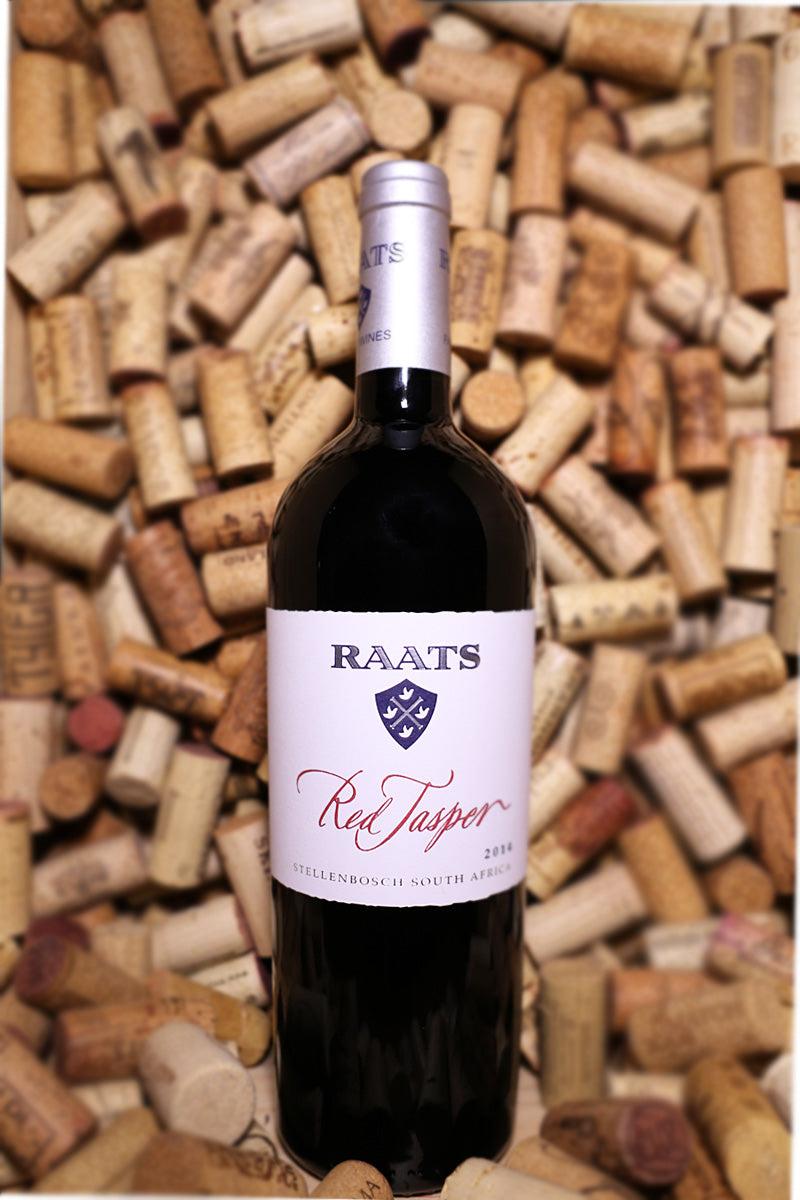 Raats Red Jasper Stellenbosch, South Africa 2014
