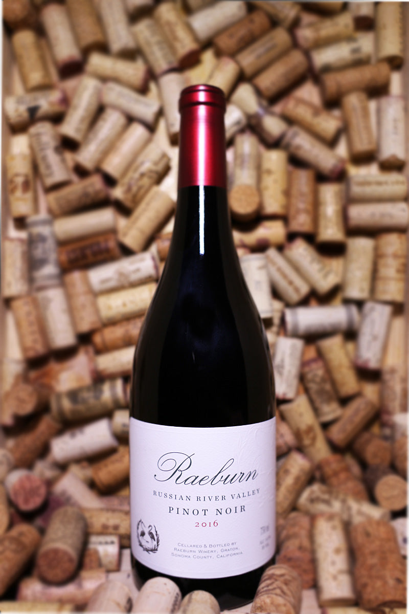 Raeburn Pinot Noir Russian River Valley, CA 2016 - The Corkery Wine & Spirits