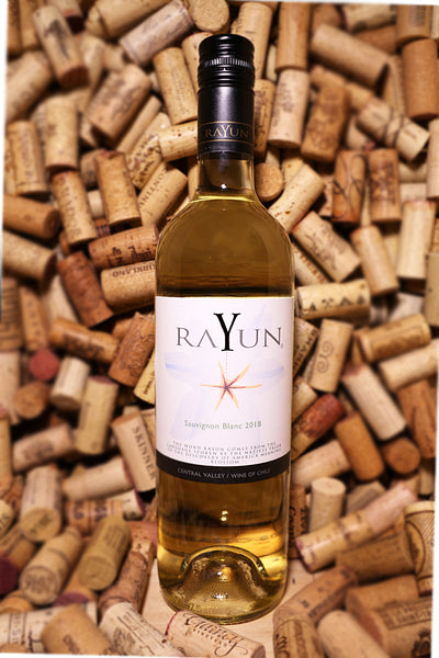 Rayun Sauvignon Blanc Central Valley, Chile 2016