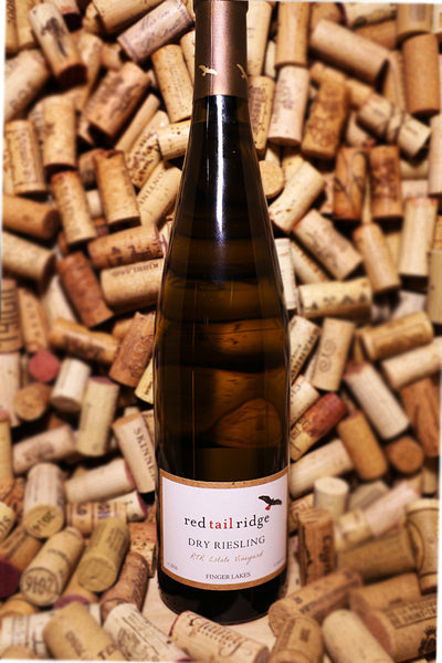 Red Tail Ridge Dry Riesling, Estate Vineyard Finger Lakes, NY 2016