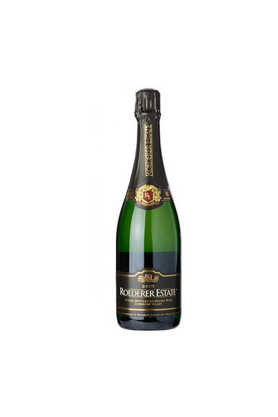 Roederer Estate Brut, Anderson Valley, CA NV 375mL