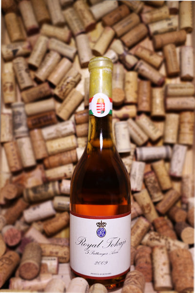 Royal Tokaji Wine Co. 5 Puttonyos Tokaji Aszu Red Label Tokaj, North Hungary 2009 500mL - The Corkery Wine & Spirits