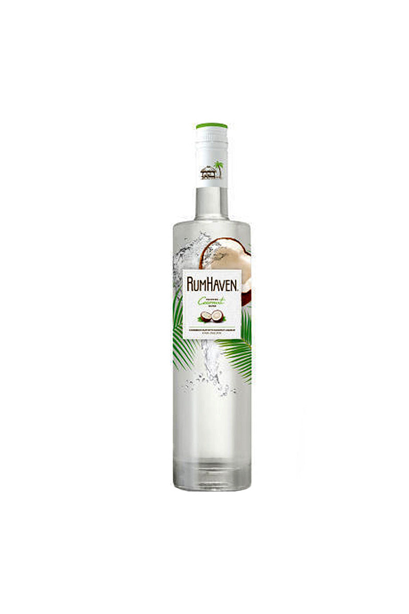 RumHaven, Caribbean Rum With Coconut Liqueur 750mL