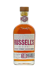 Russell's Reserve 10 Year Straight Bourbon, Kentucky 750mL - The Corkery Wine & Spirits