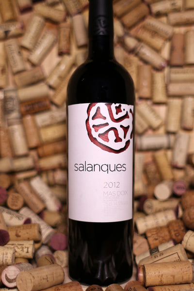 Mas Doix  Salanques, Priorat, Spain 2013