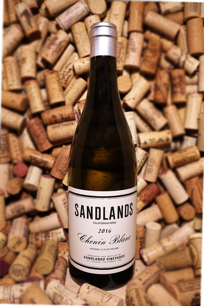 Sandlands Chenin Blanc Amador County, California 2016