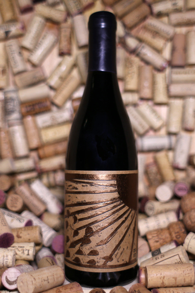 Saxum Vineyards Red Blend James Berry Vineyard Paso Robles 2012