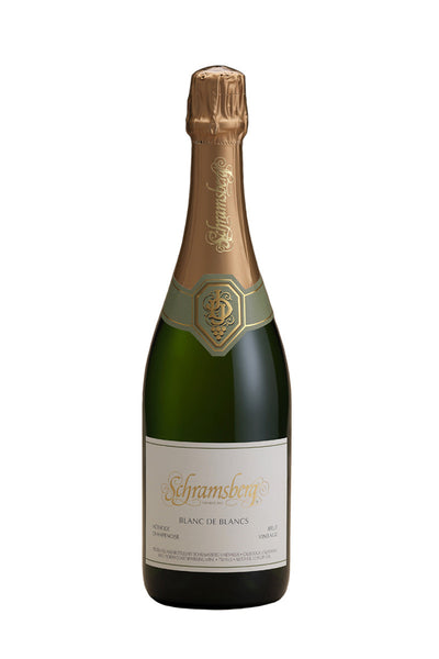 Schramsberg Blanc de Blancs Brut North Coast, CA 2014 750mL - The Corkery Wine & Spirits