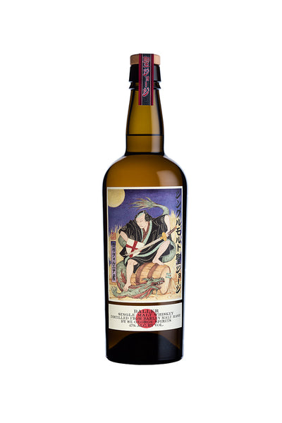 St. George Baller Single Malt, CA 750mL
